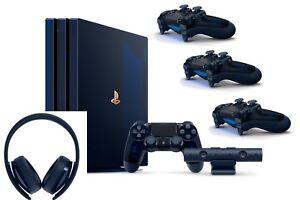 playstation 4 pro 2tb 500 million limited edition console nz