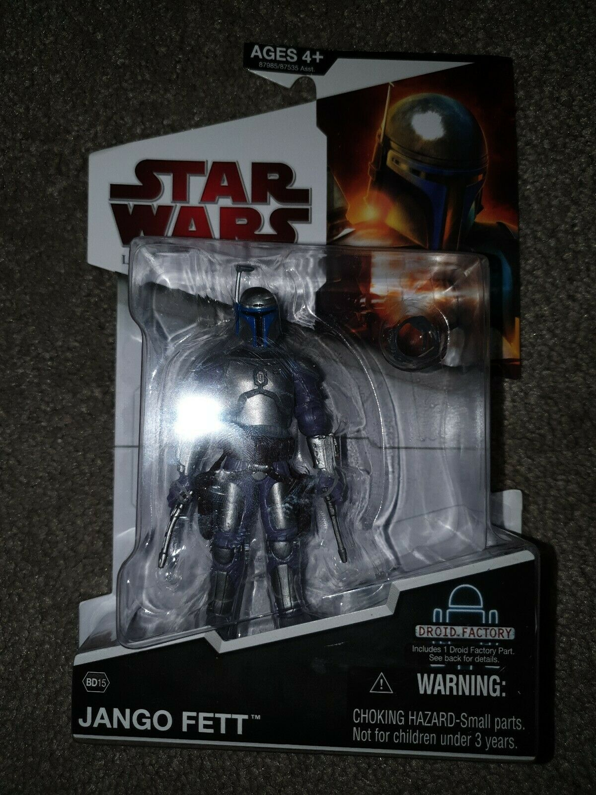Asst Star Wars Legacy Collection Saga Legends Collectable Action Figure BNIP