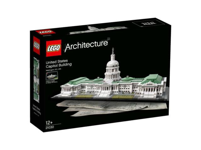 LEGO Architecture 21030 Das Kapitol - Neu & OVP