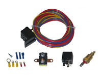Electric Cooling Single Fan Relay Kit & Thermostat