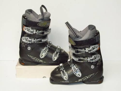 Skischuh Skistiefel Erwachsene Head Edge+9, Gr. 39   25.0 (cc-013)