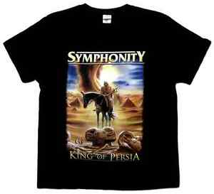 SYMPHONITY-King-Of-Persia-T-Shirt-size-XL-NEW-Olaf-Hayer-Herbie-Langhans