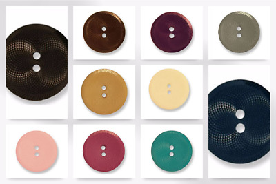 G2262-M Impex Metal Blazer Jacket Buttons