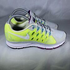artículo Paja pétalo  Nike Zoom Vomero 9 Womens Fitsole Cushlon Green Running Shoe Size 7.5 for  sale online | eBay