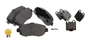 LEXUS-IS200-IS300-2-0-3-0-FRONT-AND-REAR-BRAKE-PADS-SET