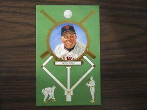 Willie-Mays-Master-Works-Perez-Steele-Postcard-San-Francisco-Giants