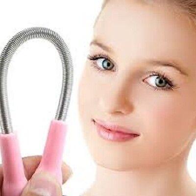 Epilator Stick Face Epicare Facial Hair Remover Spring Threading Tool Removal
