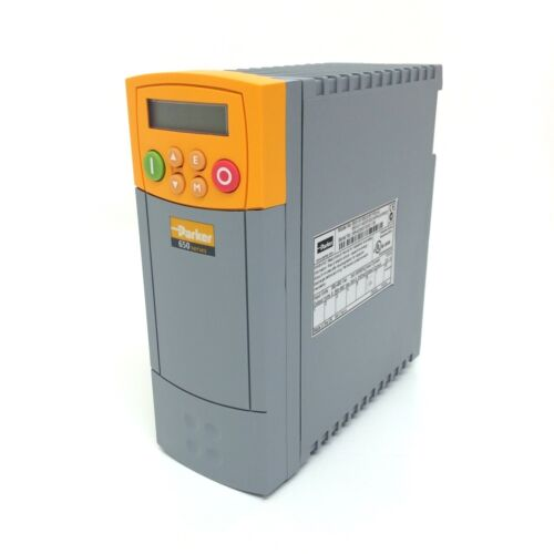 Variable Speed Drive 650S//007//400//F//00//DISP//UK//RS0//0 Parker 650S-43125020-BF1P00