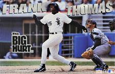 "1993 Frank Thomas Chicago White Sox Original Starline Poster OOP ""The Big Hurt"""