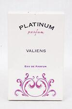 PLATINUM VALIENS EAU DE PARFUM 100 ML DONNA SPRAY SIMILE A THIERRY MUGLER ALIEN