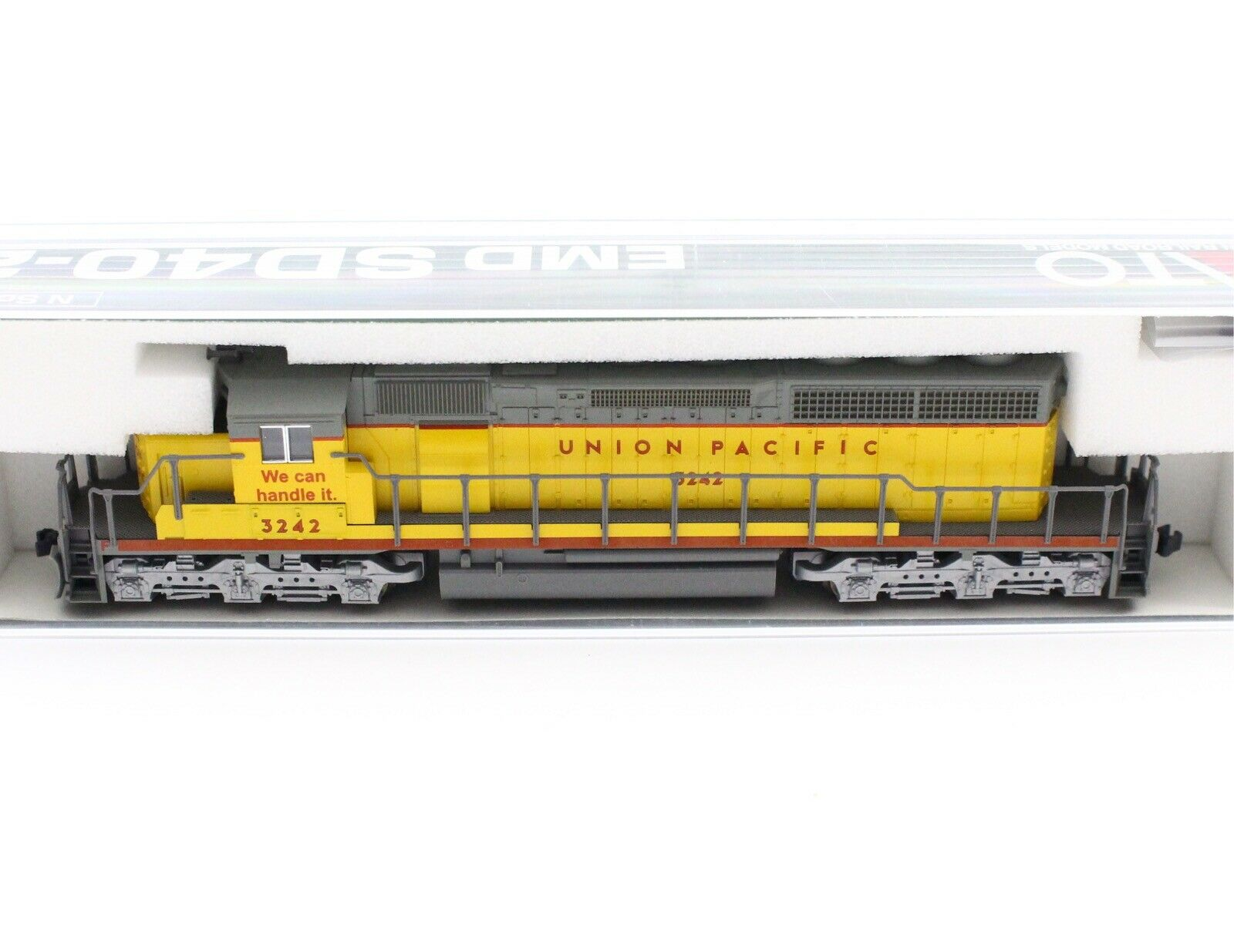 Union Pacific UP 3242 EMD SD40-2 Early KATO N 176-4813