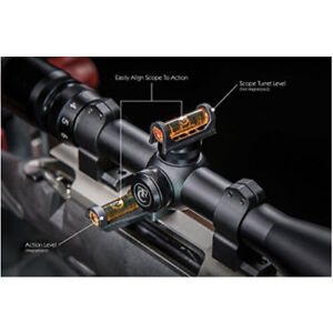 NEW-Wheeler-Gun-Rifle-Magnetic-Base-Scope-Levelling-Tool-Perfect-Positioning