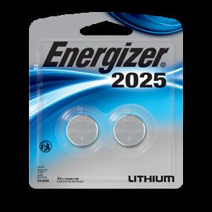 BP-Energizer-CR2025-Batteria-A-Bottone-Al-Litio-3V-Confezione-da-2-NUOVO