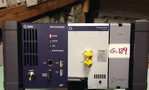 Details about JDSU MAP-200 W mTBF-A1 1520-1630nm Tunable Bandpass Filter  Module BERT