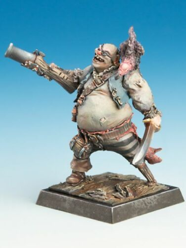 Freebooter/'s Fate Lieutnant Krud Piraten Freebooter Miniatures PIR032 Spezialist