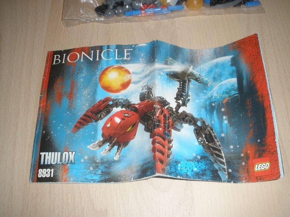 Lego Bionicle, 8931