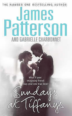 """AS NEW"" Patterson, James, Sundays at Tiffany's Book"
