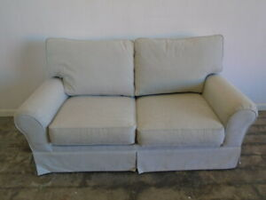 Laura Ashley Kendal Sofa Bed In Wooton Dove Grey 80 Off