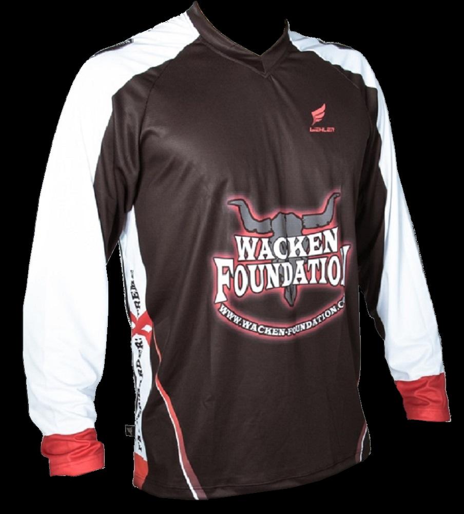 Wacken Foundation Freerider, unisex, 100% Made in Germany, im ABVERKAUF