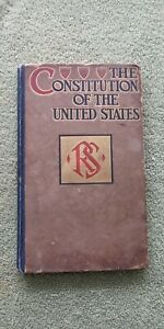 The Constitution of the United States 1907 Duffield & Company (lot#175)