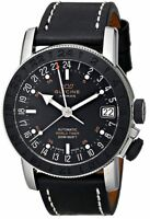 Glycine Men's 3927.191.LB9B Automatic GMT Watch
