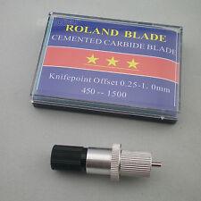 1pc Hq Roland Blade Holder 15 Pcs45 Roland Blade Vinyl Cutter Cutting Plotter