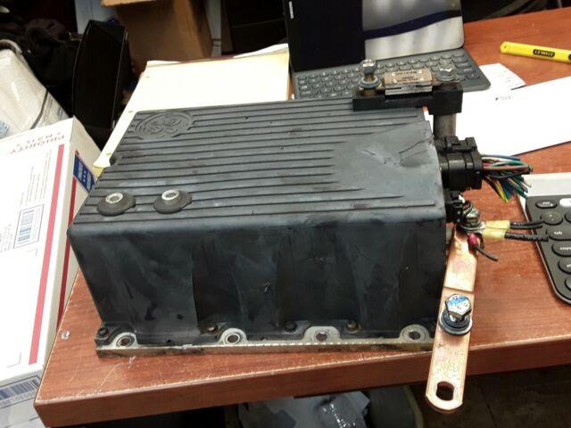 GE General Electic IC3645SR4W606N6 Forklift DC Motor Controller