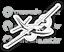 Turbo Commander aircraft sticker
