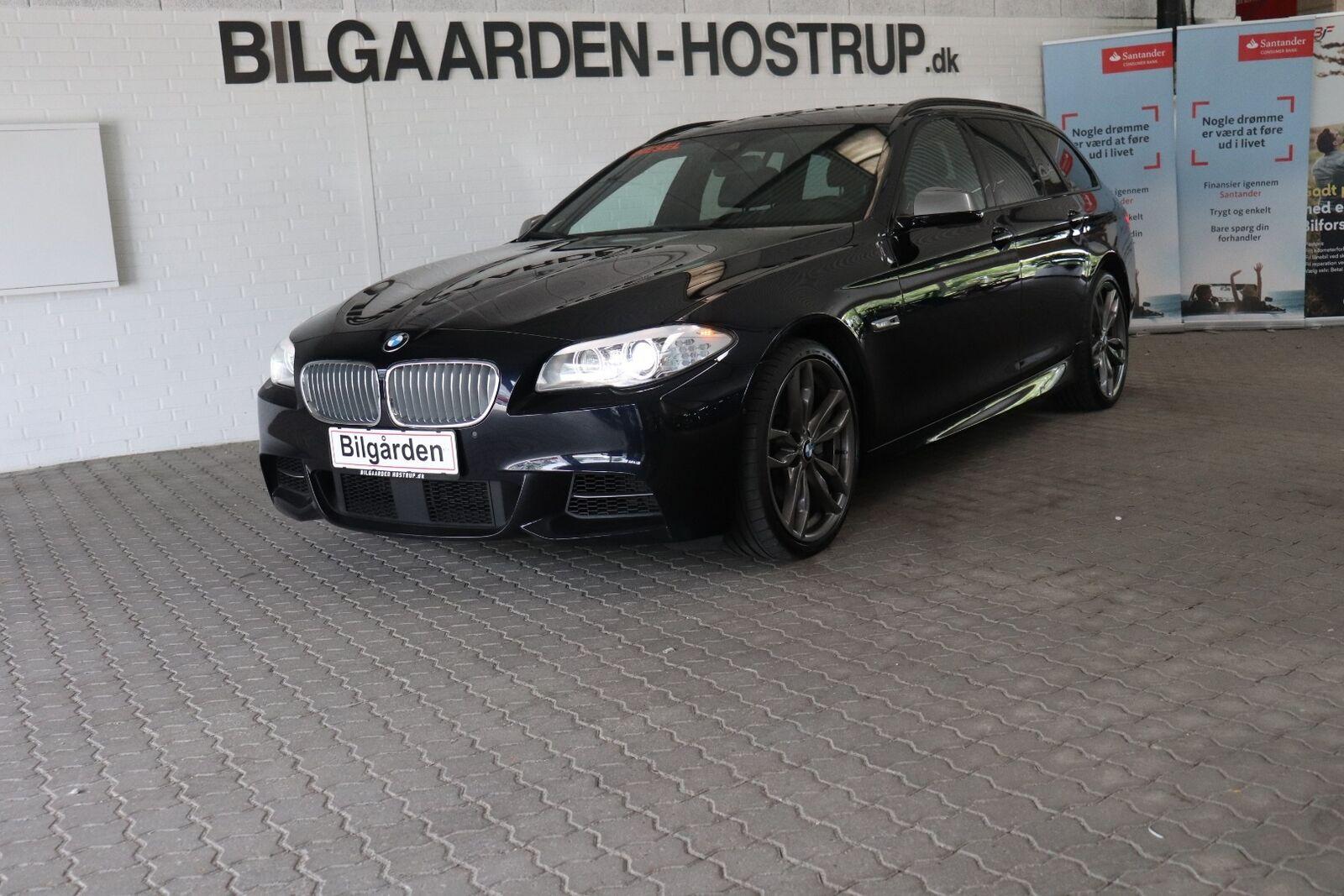 BMW M550d 3,0 Touring xDrive aut. 5d - 529.900 kr.