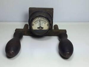 Vintage-Vanport-Products-Ltd-Battery-Starter-Amperes-1930-039-s-tester