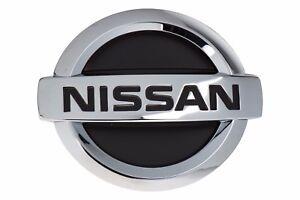 2004-2006-Nissan-Altima-Chrome-Front-Grille-Emblem-Logo-Nameplate-Badge-OEM-NEW