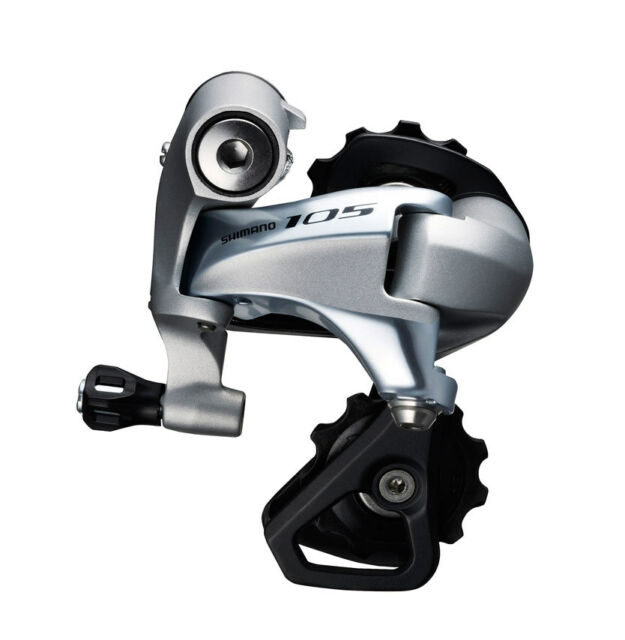 Shimano 105 - 5800 Rear Mech / Derailleur 11 speed - Silver - SS -Short