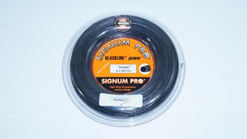 *NEU*Signum Pro Tornado Saitenset 12m Tennis 1.29mm Tour 16 rpm stringset new