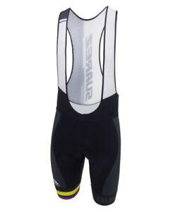 b3a0c185b 2018 Suarez Colombian National Federation: Men's Cycling BIB SHORTS ...