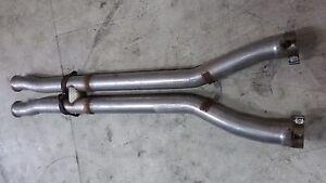 TUBO-H-PIPE-CENTRALE-MARMITTA-CORVETTE-C6-25790450-10354708-LS7-7-000-V8