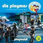 Die Playmos 28. Den Bankräubern auf der Spur (2012)
