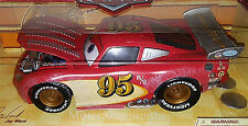 Disney Lightning McQueen Big Winner Custom Die Cast Car 1:18 - Artist Series MIB