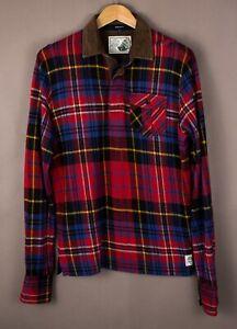 GANT-Men-Casual-Polo-Neck-Sweatshirt-Jumper-Size-M-ATZ664