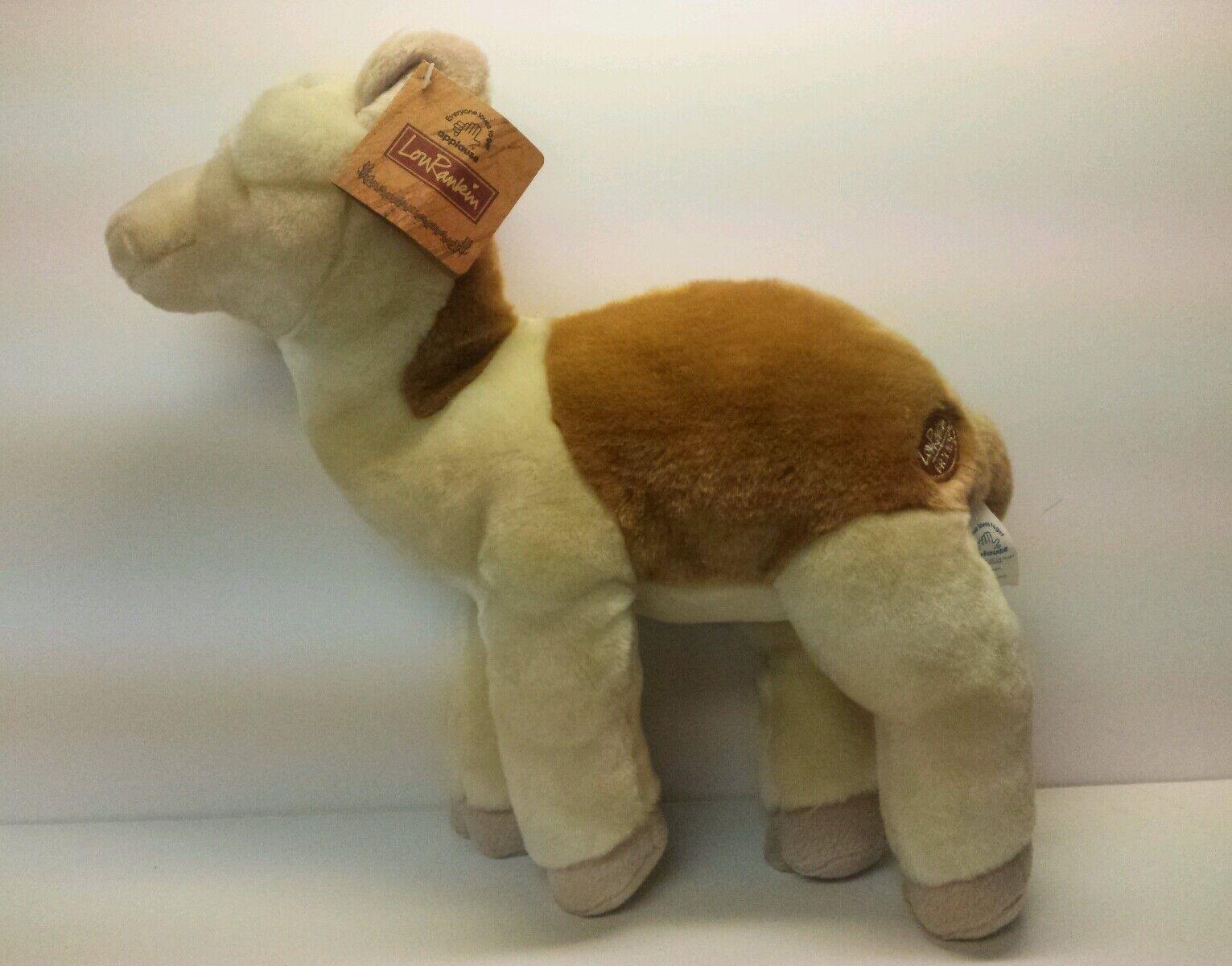 15  Applause Lou Rankin Friends Lanna Llama Plush Stuffed Animal