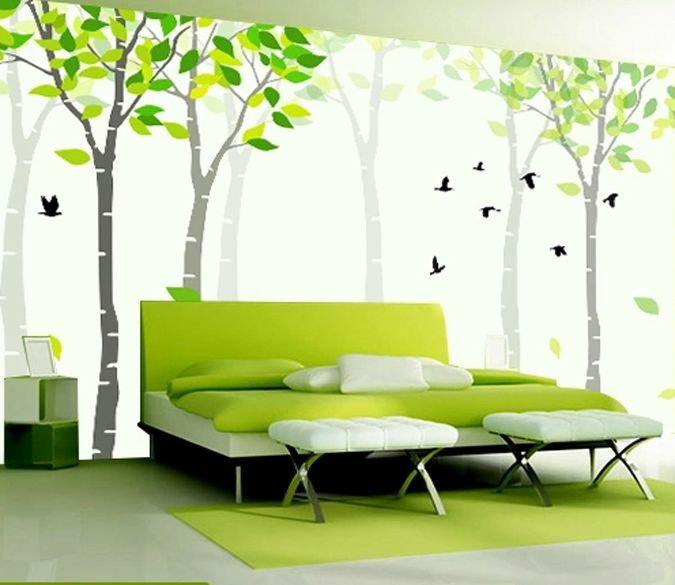 3D Paper Tree Picture 0133 Wall Paper Wall Print Decal Wall Deco AJ WALLPAPER