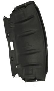 PLAQUE COUVERCLE CACHE PROTECTION SOUS MOTEUR GAUCHE BMW 5er E60 E61 2003-2010
