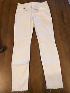 White 28 Joe's Women Jeans Icona New impeccabile Bxq7Zqg