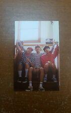 BTS NOW3 photocard V Rap Monster Jin rare Taehyung Namjoon bangtan boys now 3