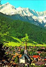 Garmisch-Partenkirchen / Oberbayern, ungel. Ansichtskarte