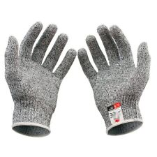 Durable Cut Resistant Anti Knife Hunting Survival Glove Chain Saw Safty Gloves