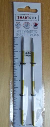Knit pro mit eigener Messskala Smartstix Nadelspitzen ;normale Länge