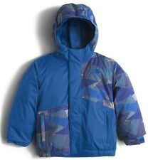 The North Face Toddler Calisto Insulated Jacket - Boys - 3T, Jake Blue Geo Camo