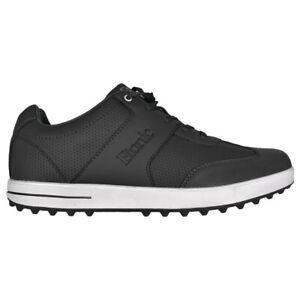 NEW-Mens-Etonic-Comfort-Hybrid-Waterproof-Golf-Shoes-Black-White-Choose-Your-Sz