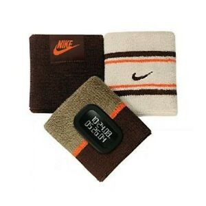 Image Is Loading Nike Cuff Cloth Wristband Sport Runner Tennis Workout