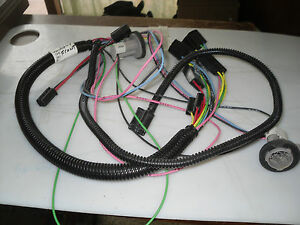 john deere cs cx gator front turn signal wire harness ebay. Black Bedroom Furniture Sets. Home Design Ideas